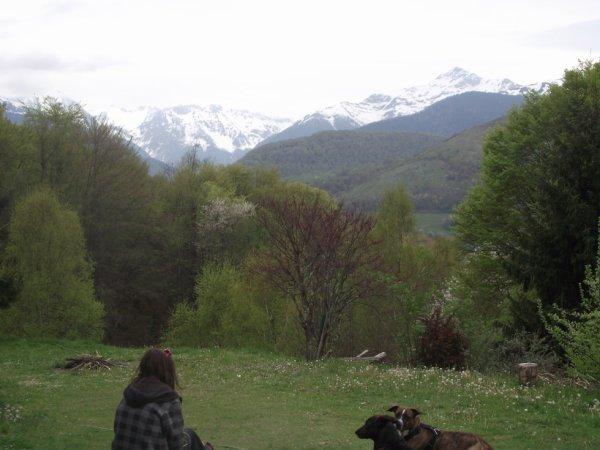 sejour a la montagne
