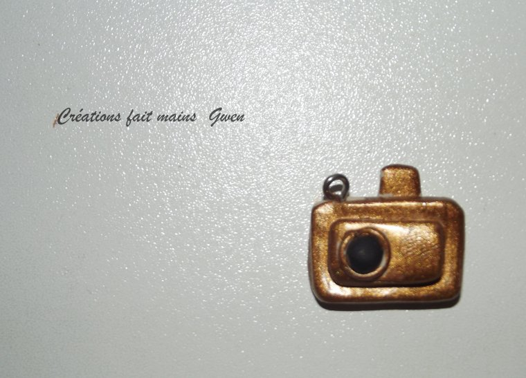 NOUVEAUTE   L'appareil photo