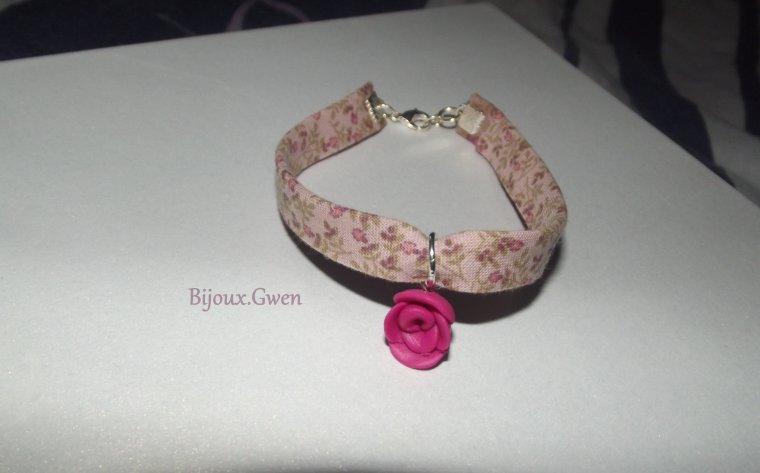 NOUVEAUTE | Bracelet Liberty, rose.