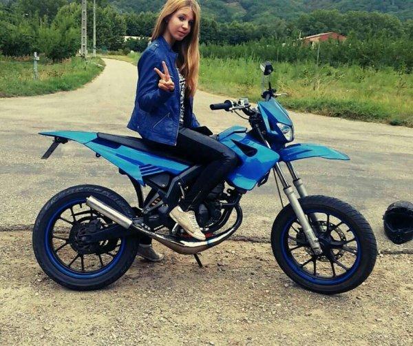 """My life se resume en deux mots """"la moto"""" [Partie 5]"""