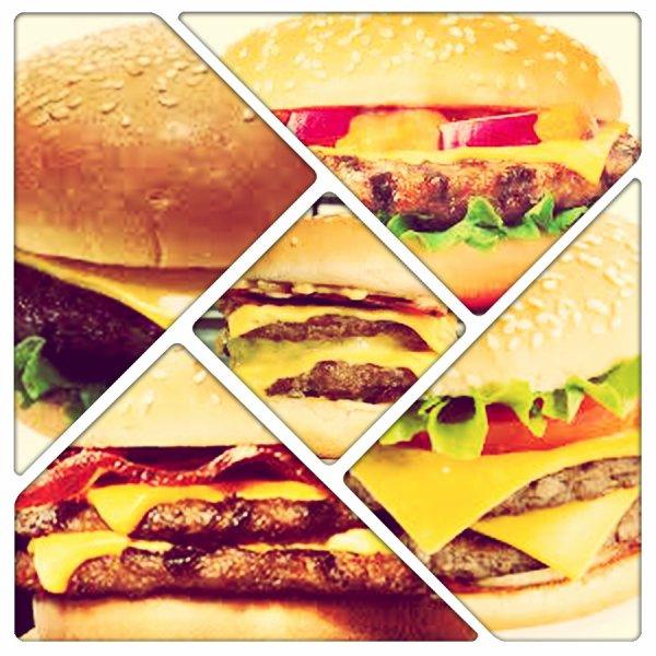 MCDONALD - Le double cheeseburger