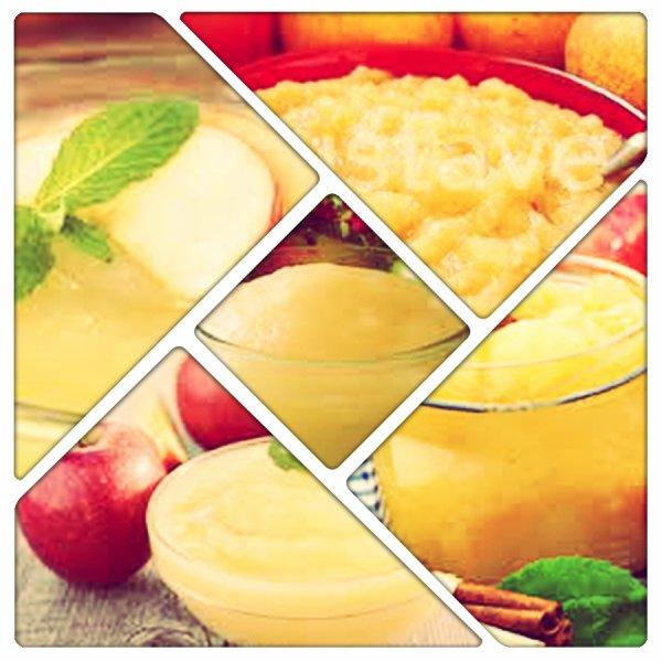 DESSERTS - La compote de pommes