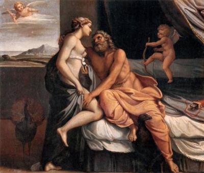 La Mythologie Grecque - Zeus, Roi des Dieux - Tout ce que j'aime, et qui me  passionne