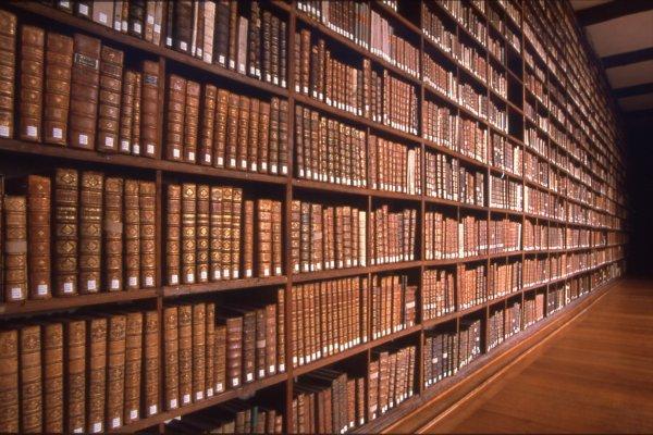 Qui a t-il dans votre bibliothéque ?
