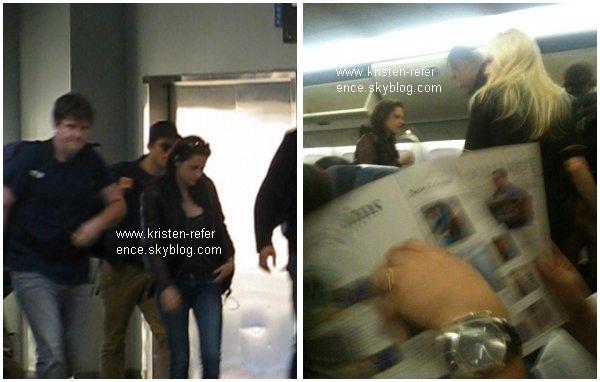 .                                                                                                                                                                                                                      04 Novembre 2010 - Kristen quittant la Nouvelle Orléans avec Robert                                                                                                                           .                                                                                                                                                            Ton avis ?                                                                                                                                                                                                                   .