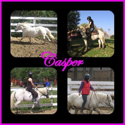 I love you Casper