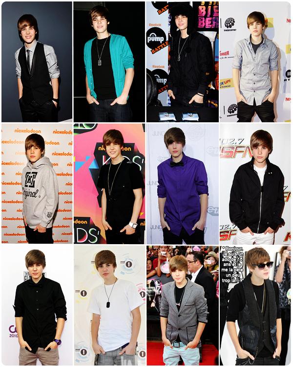 The Zap de La semaine . . .  Justin Bieber ?