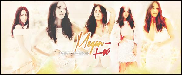 .  • • Bienvenue sur Megan-Foxs, votre nouvelle source d'actu' sur l'actrice Megan Fox !  Suivez la vie trépidante de Megan Fox à travers ses candids, photoshoot et events. Le blog retracera toute son actualité depuis 2007 ! .