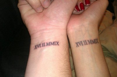 tatouage en commun avc ma petit femme d'amour