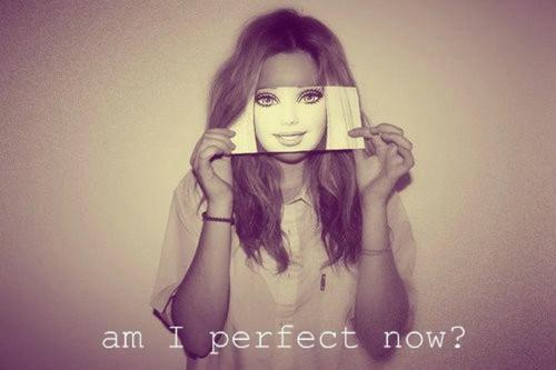 La perfection n'a aucune saveur... ( ? )