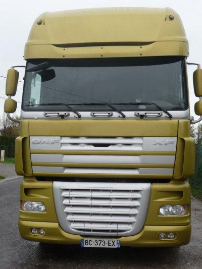Un nouveau Scania.....:-)