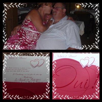 Mariage en aout 2011