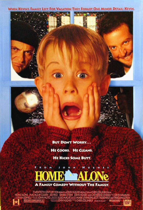 Home Alone Soundtrack - Home Alone Theme (2013)