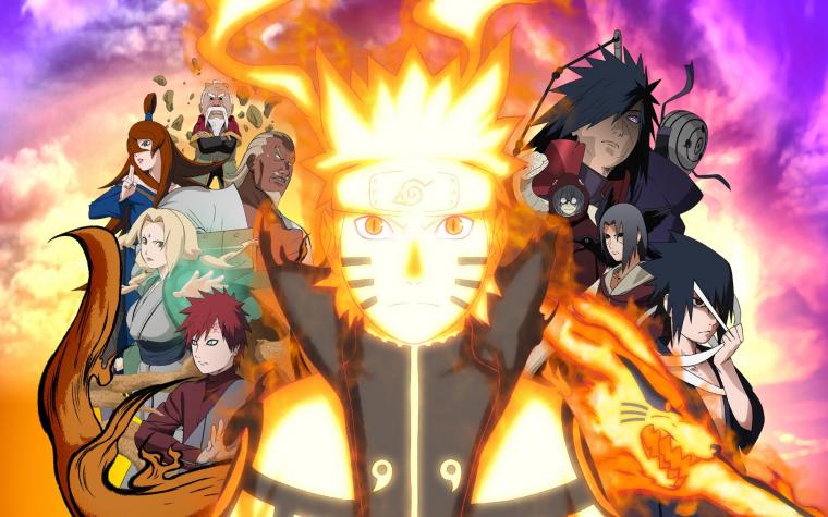 Naruto / Naruto Shippuden (en cours)