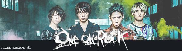 FICHE GROUPE : ONE OK ROCK