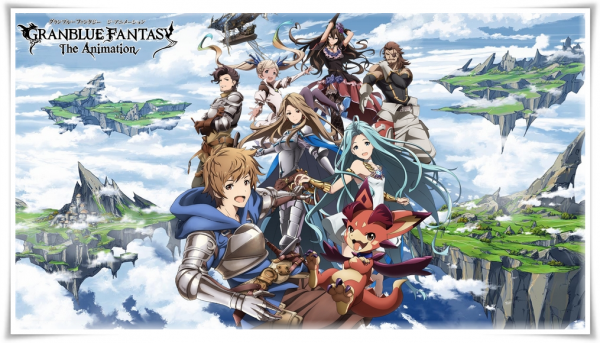 Grandblue Fantasy The Animation