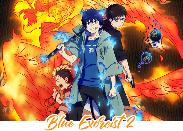 Blue Exorcist II