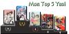 Mon Top 5 Yaoi