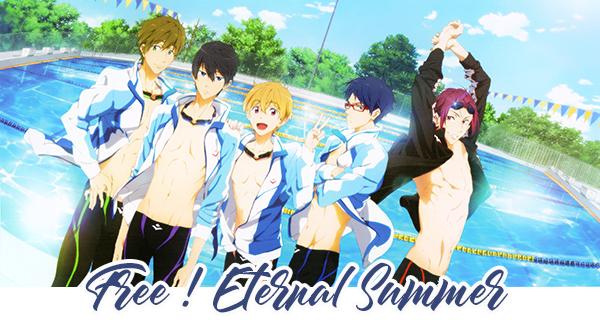 Free ! Eternal Summer