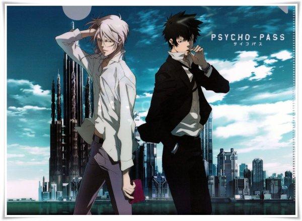 Psycho - Pass I