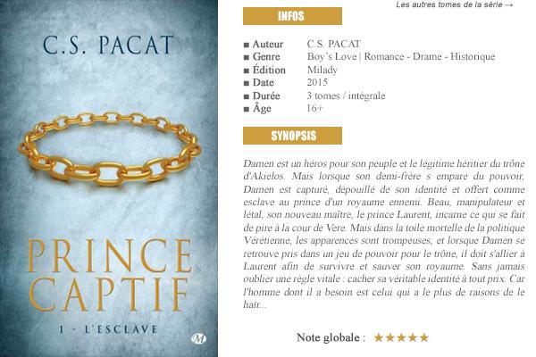 Prince Captif