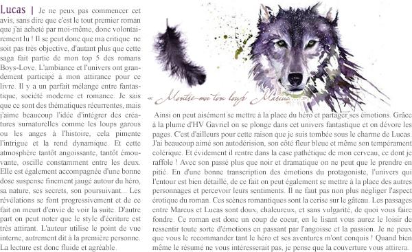 Les Loups de Riverdance