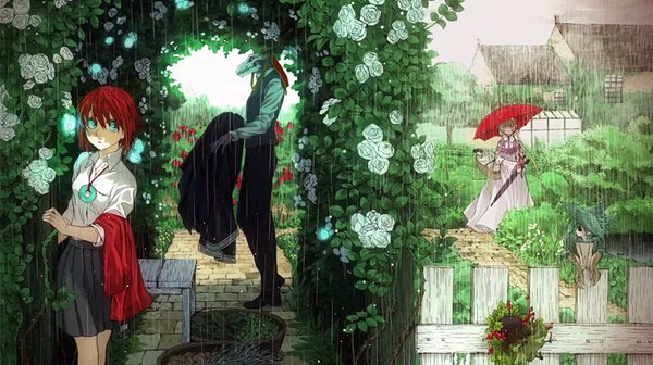 The Ancient Magus Bride (en cours)
