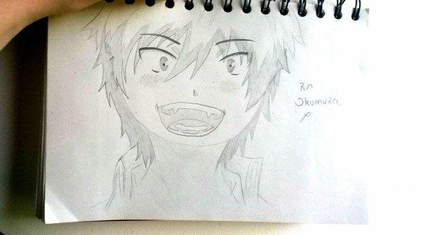 Rin Okumura.