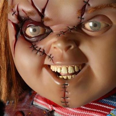 La poupée qui tue.