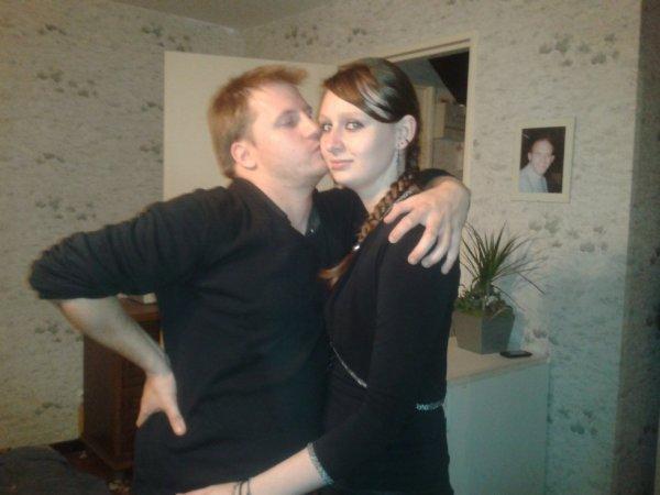 Mon homme et moi