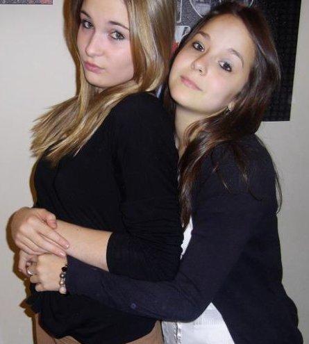 La Couzine & moi  ♥