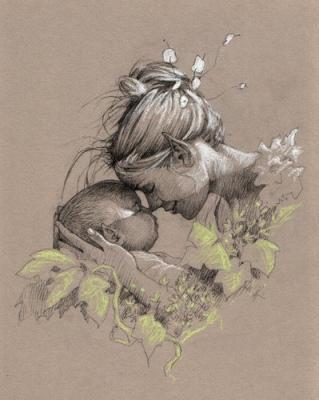 pour mes 2 ti-amours qui ensoleillent ma vie merci mes trésor maman vous adore :)