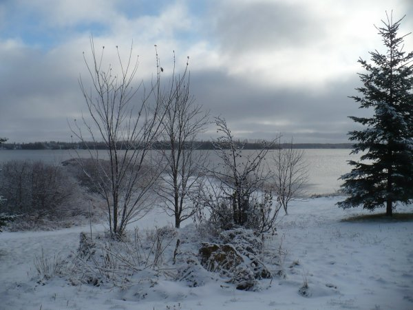 superbe photo de nos hiver Québéçois :D