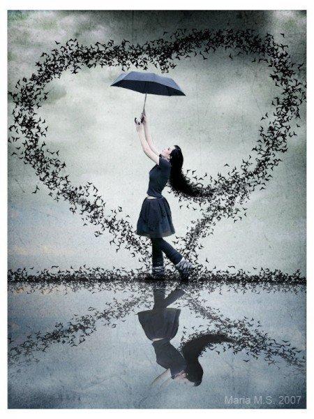profitez d`la vie au max elle est si fragile..............