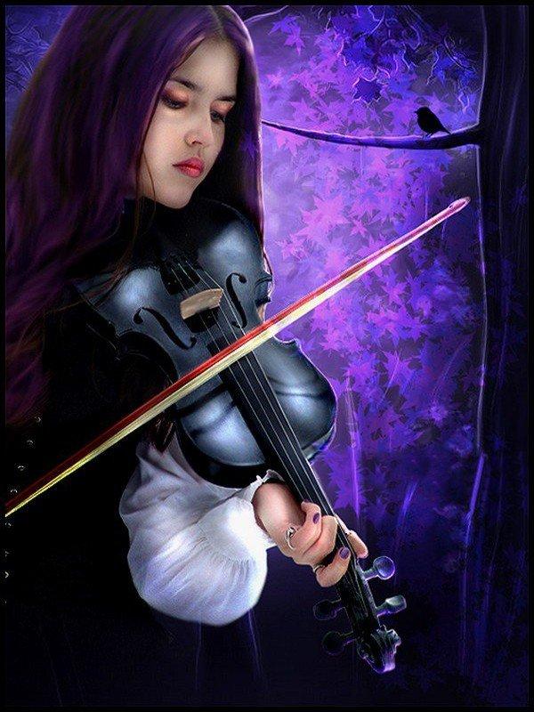 j`ai penser à toi rox vu ta passion pour le violon bizouxxxx