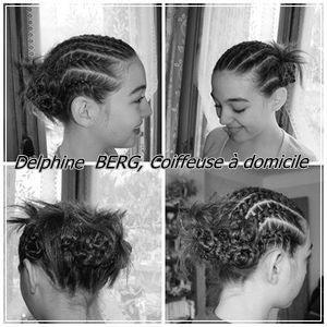 Les tresses africaines : la grande tendance coiffure…