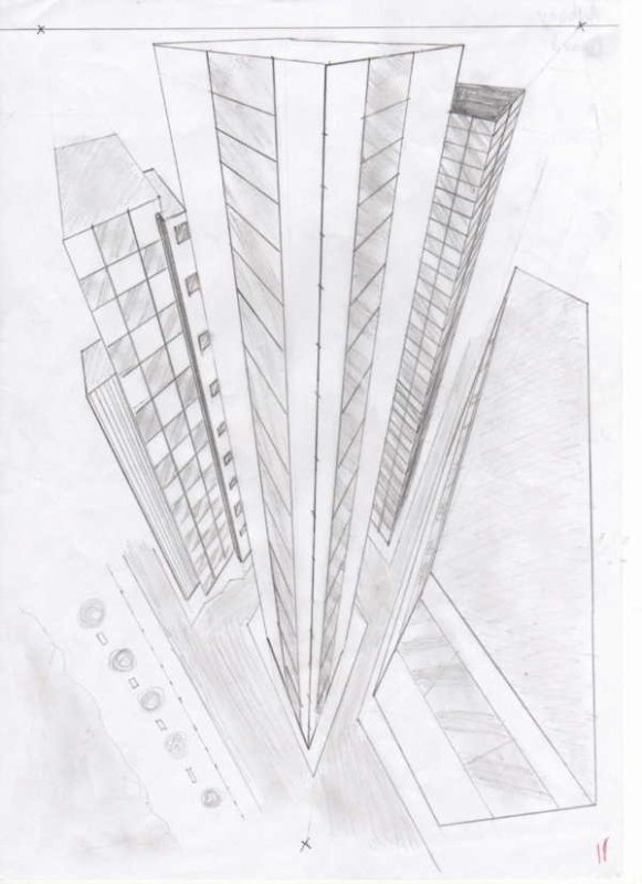 Dessin Perspective Bx 19 Gti