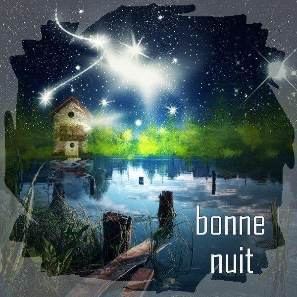 bonne soirée et douce nuit a vous bisoussss !!!!