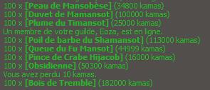 #8 Clef mansots