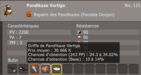 #19 Griffes de pandi