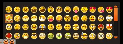 #37 Emoticônes