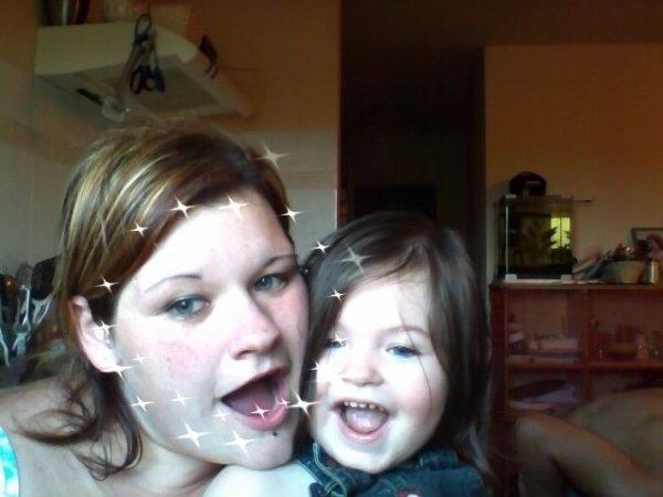 Ma princesse <3 qui grandie bien trop vite