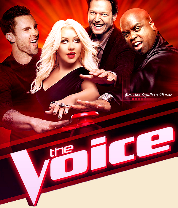 • The Voice •