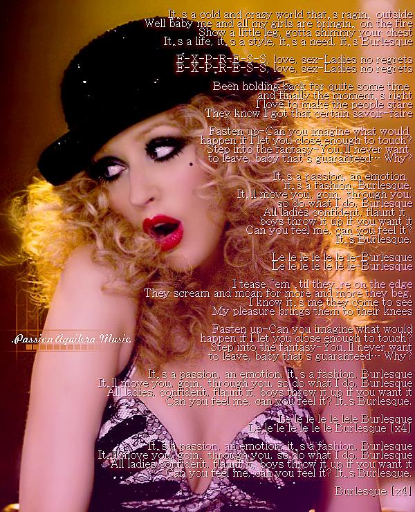 Express - (Burlesque) (2010)