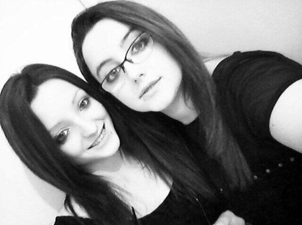 Noel avec la soeur  ♥