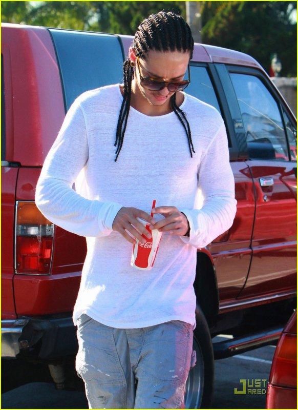 Twins Kaulitz à L.A 31/07/2011