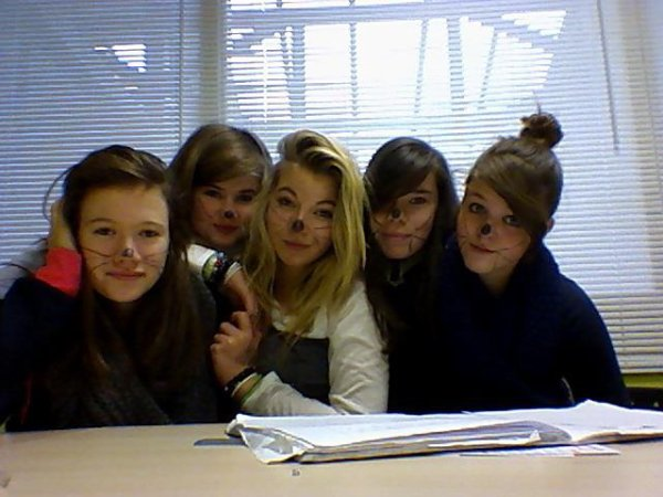Mes couuuupines !<3