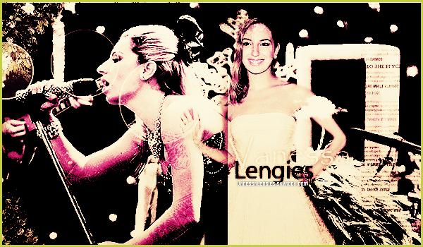 Suis le quotidien de la célèbre et élégante Vanessa Lengies grâce à ta nouvelle source !