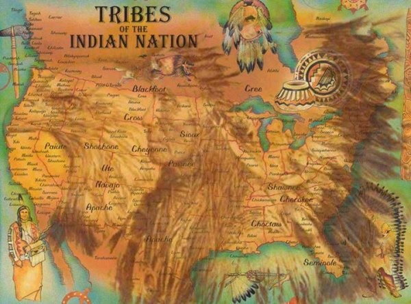 tribues of the indien nation