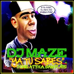NIGHT & DAY / DJ MAZE YA TU SABES (2012)
